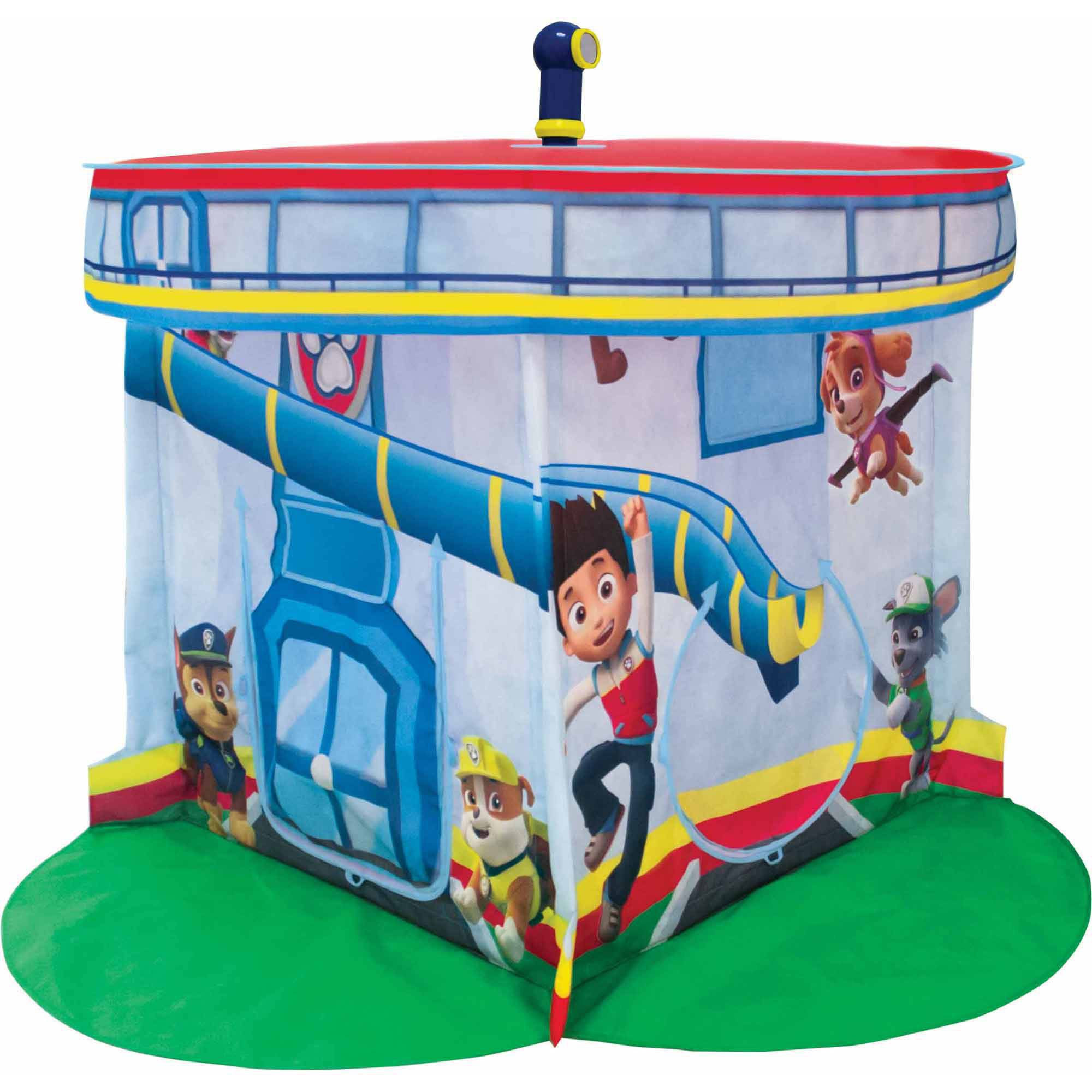 Playhut Nickeloden Paw Patrol Rescue Center
