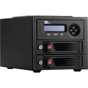 RTX220-3QR 0TB US 2BAY RAID USB3/ESATA/FW