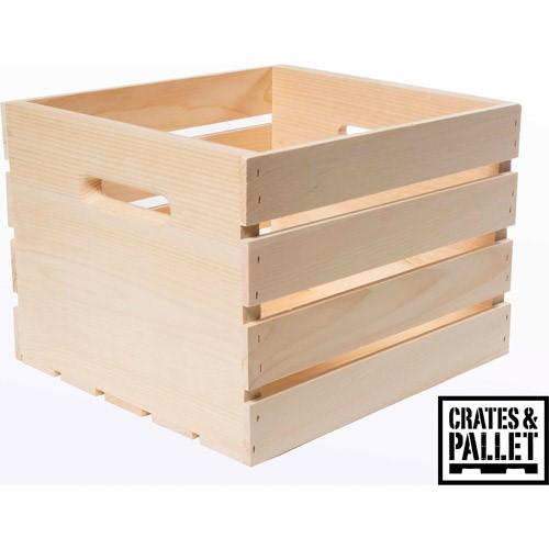 Crates and Pallet Medium Wood Crate