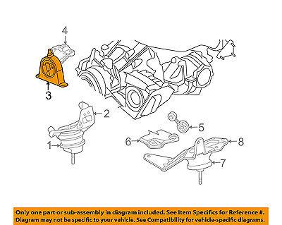 New Engine Motor /& Trans Mount Kit Fits 04-06 Chrysler Pacifica 3.5L OHV SOHC
