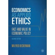 Economics as Applied Ethics - eBook