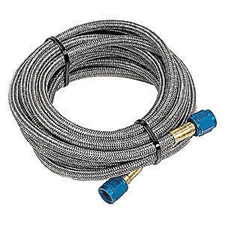 NOS 15490NOS Nitrous Oxide Systems Fuel Hose Stainless Steel Braided Hose