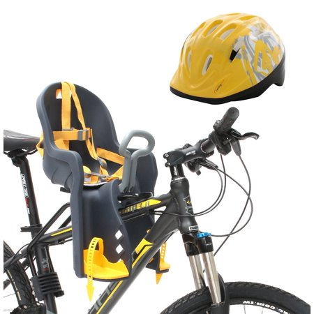 Bike Front Baby Seat Carrier with Handrail and - Toddler Bike Seat