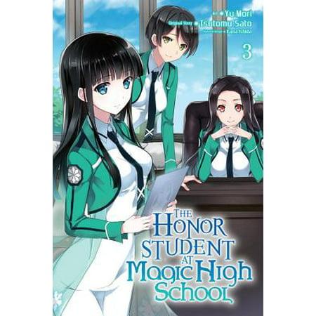 The Honor Student at Magic High School, Vol. 3