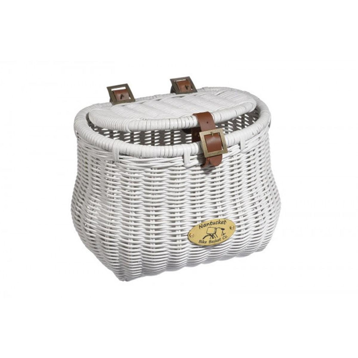 Madaket Cruiser Creel Basket w/ Lid