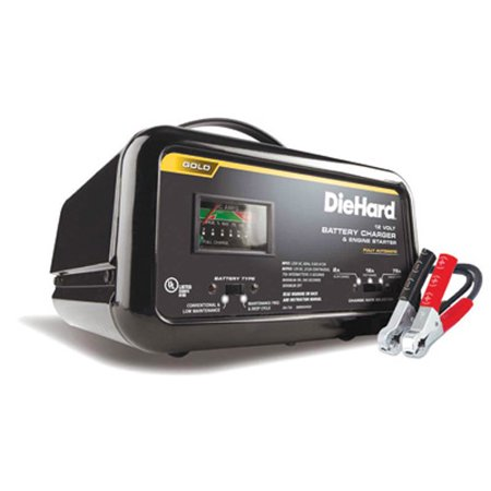 Dh Auto Sales >> Schumacher Electric DH-75A Battery Charger DieHard 12 Volt ...