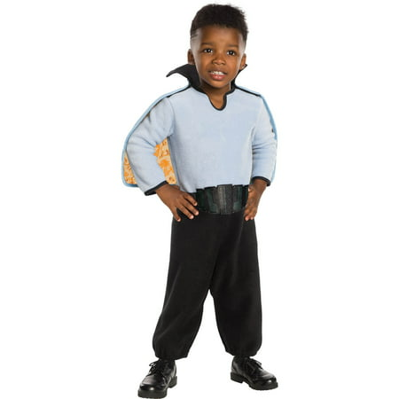 Star Wars Classic Toddler Lando Calrissian Costume
