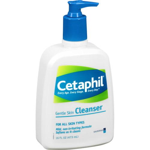 Cetaphil Gentle Skin Cleanser, 16 fl oz