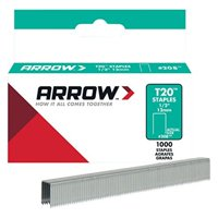 ARROW FASTENER T-20 Staple Used In T-2025 Multipurpose Tacker