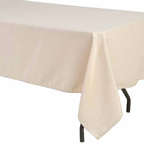 rectangular polyester tablecloth - Cloth Tablecloths