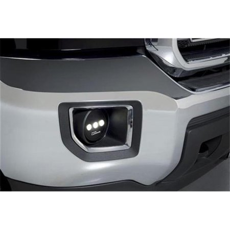 putco 12002 driving & fog light - led 18 watts, black Putco Driving Lights