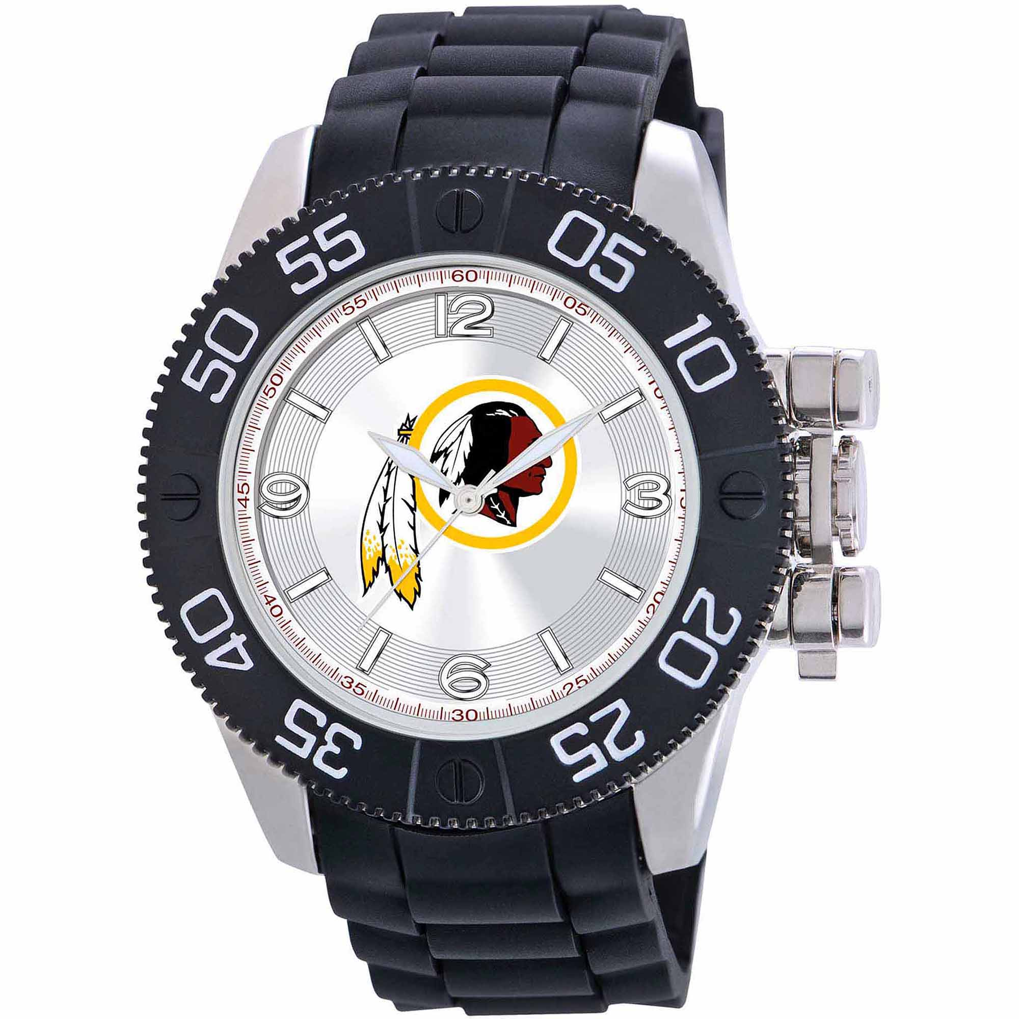 Game Time NFL Men's Washington Redskins Beast Series Watch
