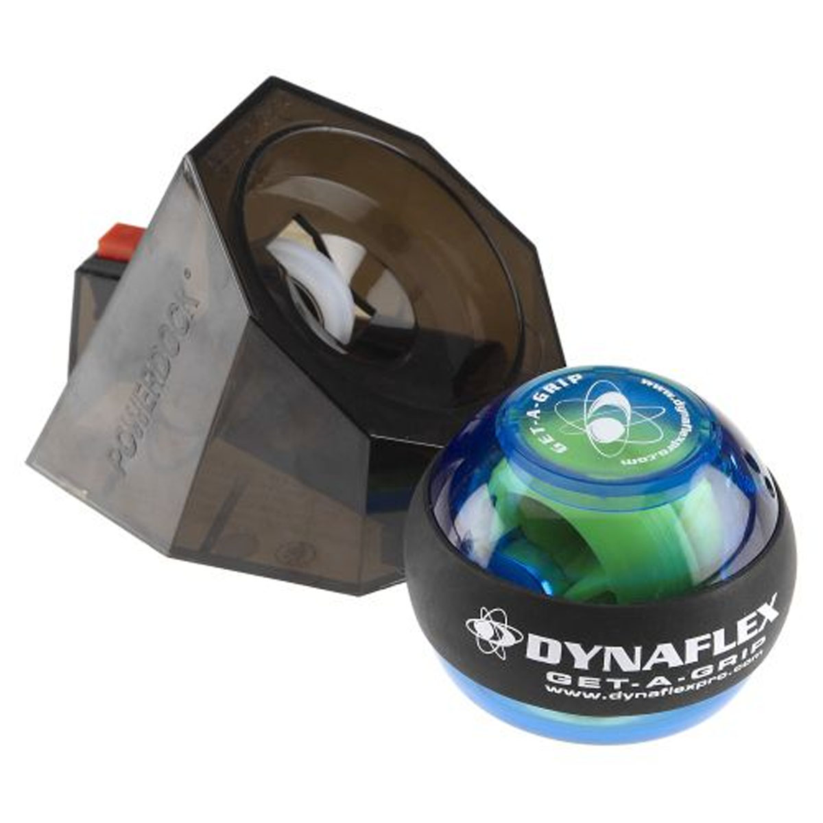 DFX Dynaflex Pro Gyro With Dock Forearm and Wrist Strengthener - DFX-10010