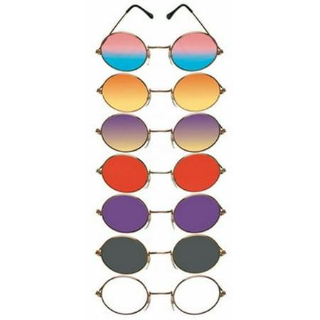 John Costume Glasses~Standard Size / (Elton John Purple Glasses)