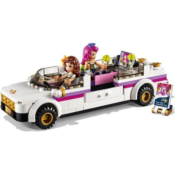 Lego Friends Pop Star Limo 41107 Walmart