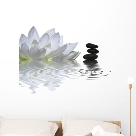 L Instant Zen Wall Decal Sticker By Wallmonkeys Vinyl And Stick Graphic 36 In W X 24 H