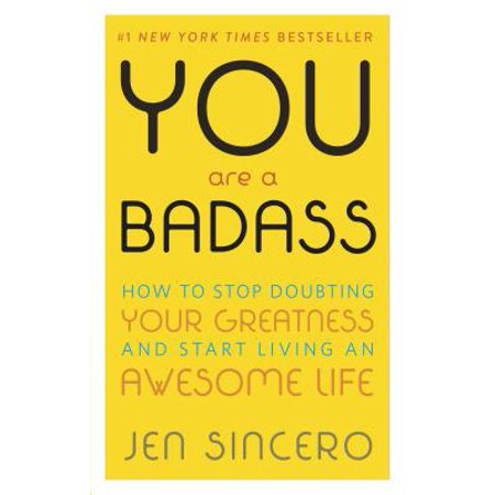 You Are a Badass: How to Stop Doubting Your Greatness and Start Living an Awesome (Difference Between Living And Non Living Things)