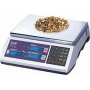 CAS EC-6 Digital Counting Scale  6lb x 0 0002 lb