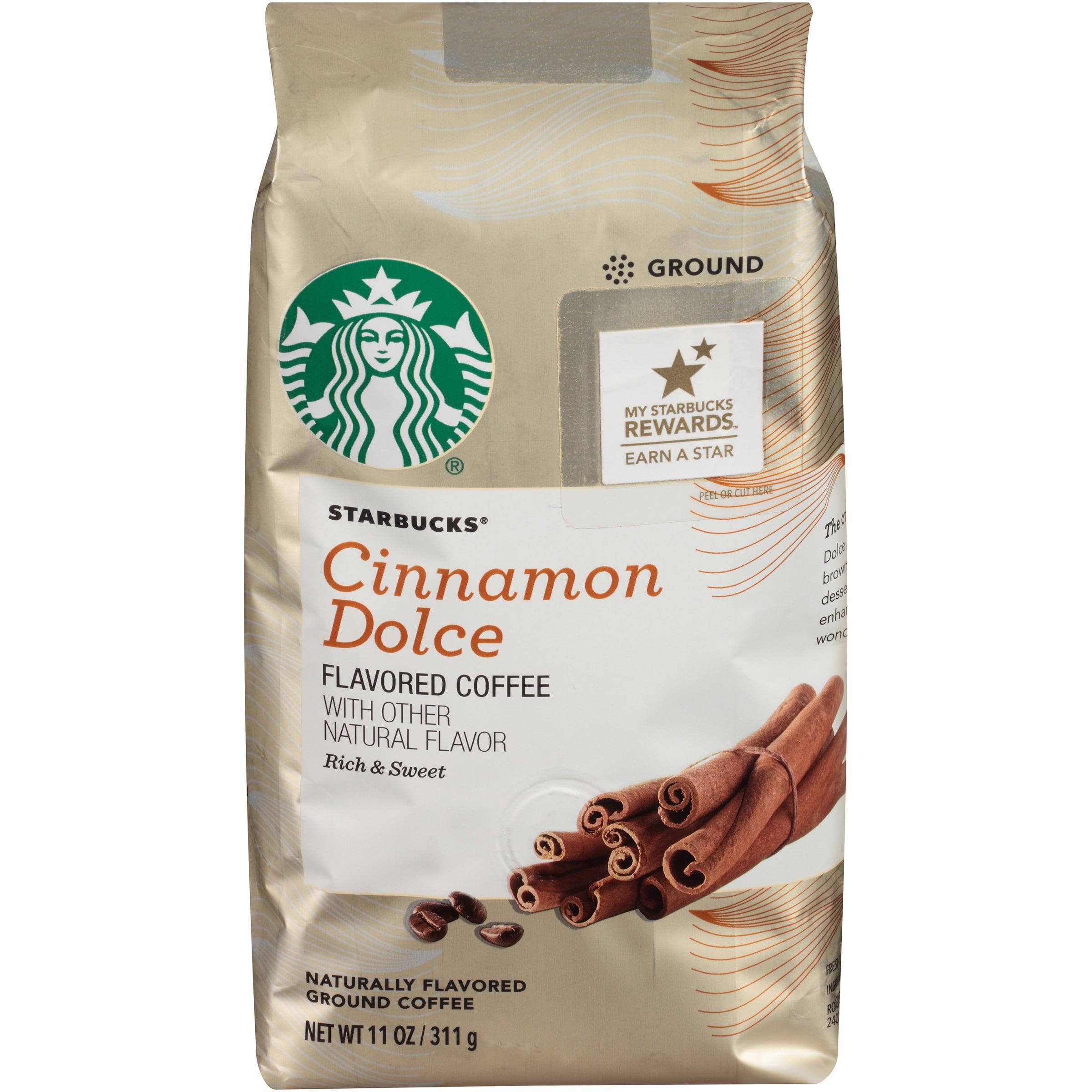 Starbucks Cinnamon Dolce Coffee