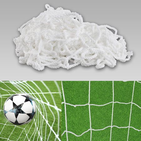 EEEKit Portable 6x4 ft Soccer Goal for Backyard - Practice Bow Style Soccer Net, Metal Basic Soccer Net for Practice, Goal Post for Soccer, Ultimate Home Soccer -
