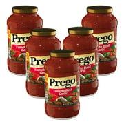 Prego Italian Sauce, Tomato Basil Garlic, 24 Ounce
