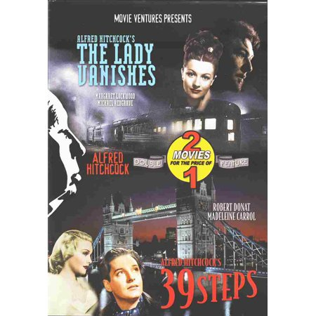 Lady Vanishes, The/39 Steps