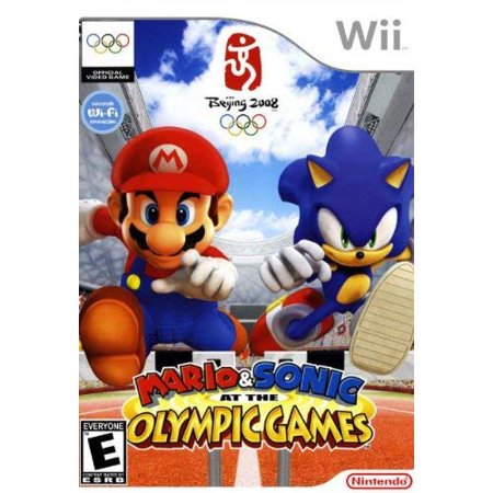 Refurbished Mario And Sonic At The Olympic Games For Wii And Wii U](Mario For Hire)