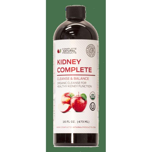 Kidney Complete Organic Liquid Chanca Piedra Blend Natural Kidney Stones Dissolver Cleanse Walmart Com Walmart Com