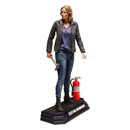 Mcf-fear The Walking Dead Madison Clark 7in Action Figure (TMP International (The Walking Dead And Fear The Walking Dead)