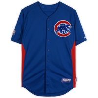 Jeff Baker Chicago Cubs Game-Used #28 Blue Jersey from Spring Training of the 2011 MLB Season - Fanatics Authentic Certified