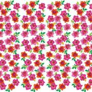 Wallcandy Arts fb09wp French Bull Rose Wallpaper Full Kit