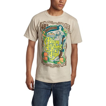The Allman Brothers Band Mens Angel T-Shirt (The Real Men Of Band Of Brothers)
