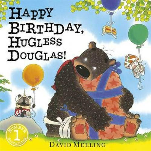Happy Birthday Hugless Douglas!: Board Book (Board book)