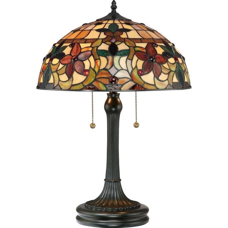 Quoizel Kami Table Lamp in Vintage Bronze - image 1 of 1