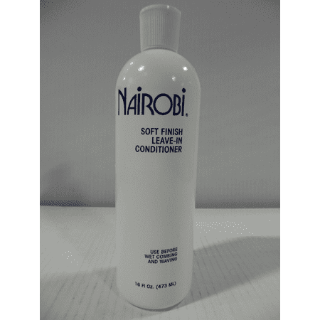- Nairobi Soft Finishing Leave-In Conditioner 16 oz
