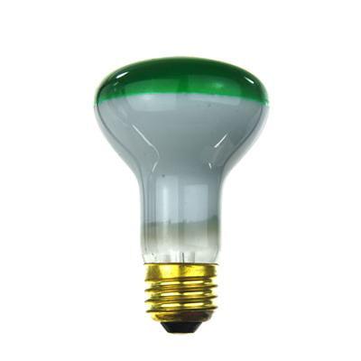 SUNLITE 50w R20 120v Green Colored R Type Light Bulb