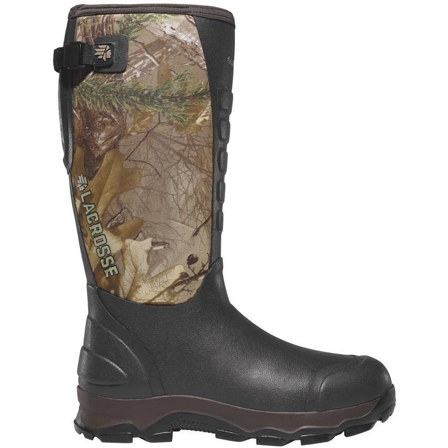 LaCrosse 4X Alpha Boot, 7mm, Realtree Xtra by LACROSSE