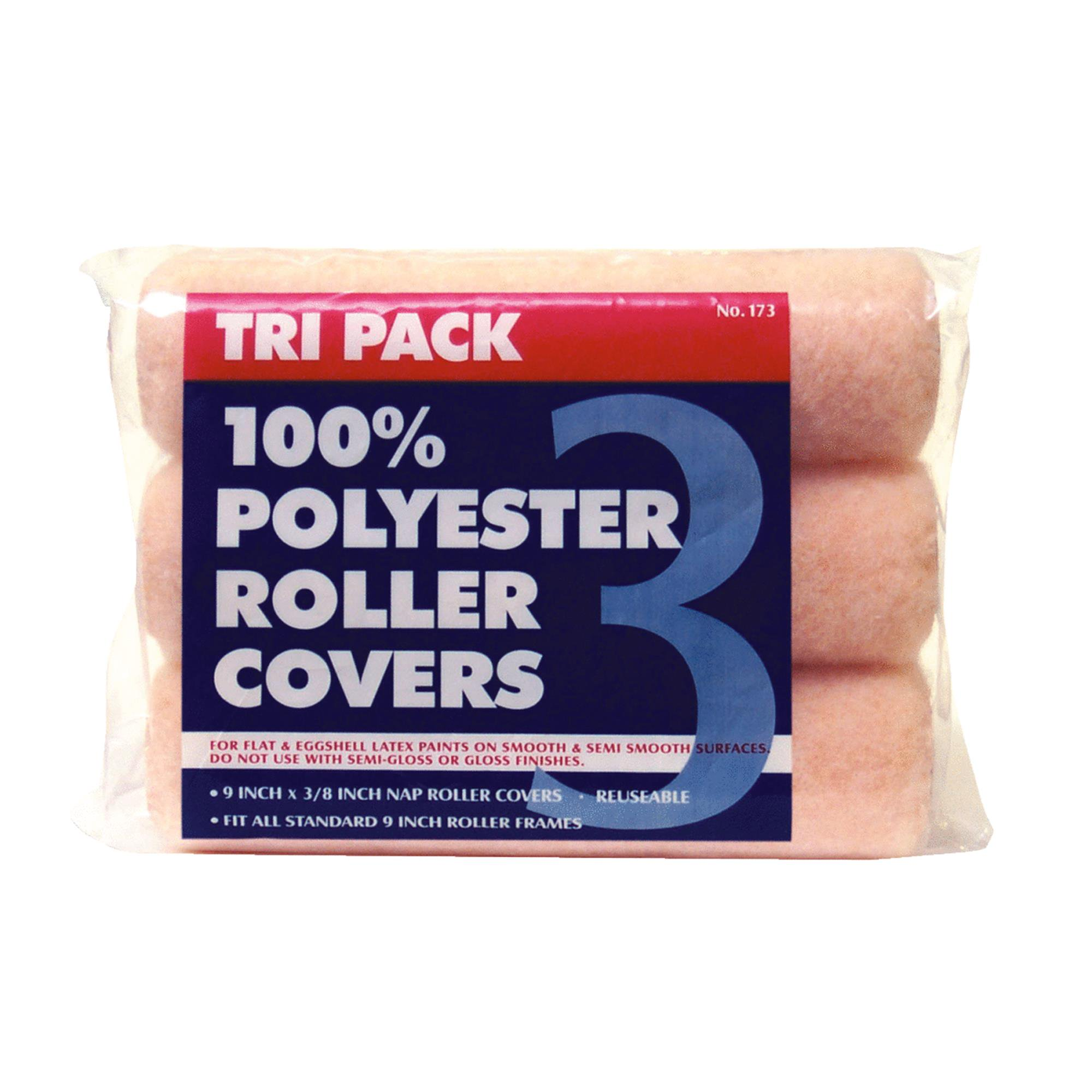 Premier Polyester Knit Fabric Roller Cover