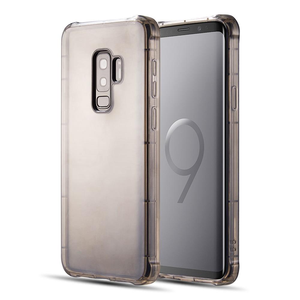 Galaxy S9 Plus Case Duraproof Transparent Anti-Shock Tpu Cases - Smoke