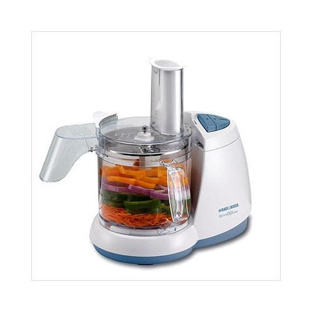 Black And Decker Quick And Easy Plus Food Processor