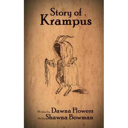 Story of Krampus : A Short Horror Story for - Halloween Short Stories For Children