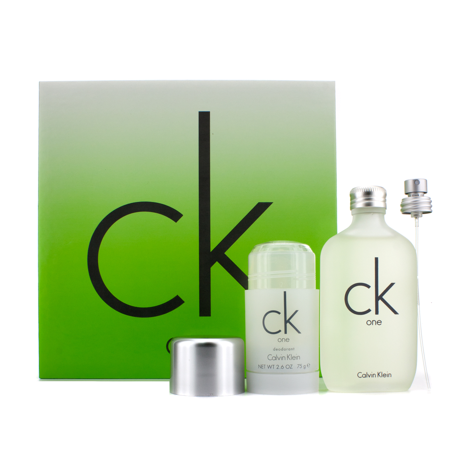 Calvin Klein CK One Coffret: Eau De Toilette Spray 100ml/...