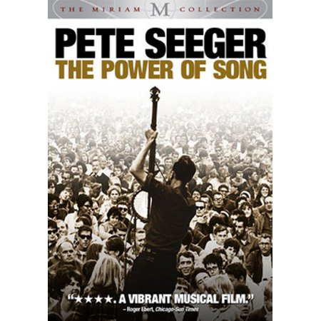 Pete Seeger: The Power of Song (DVD) (Bob And Tom Halloween Songs)