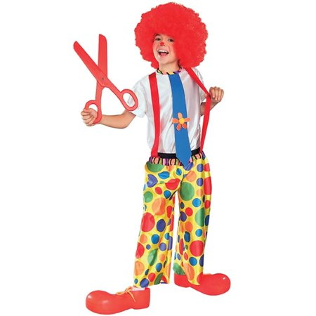 Child Chuckle King Clown Costume Rubies 881059](Child King Costume)