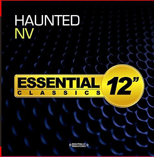 Nv - Haunted [CD]