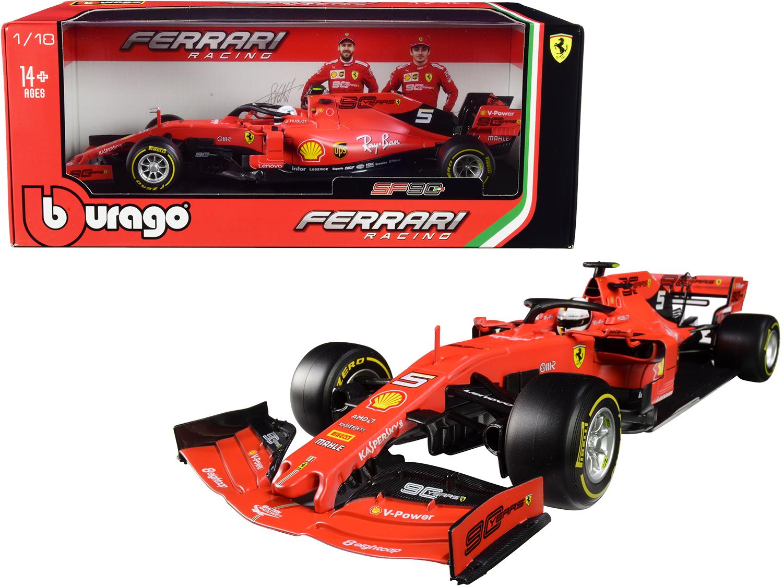 Ferrari Sf90  5 Sebastian Vettel F1 Formula 1  2019  1  18