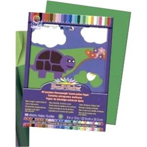 Pacon Groundwood Construction Paper 9607