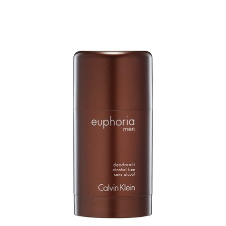 Euphoria Calvin Klein Alcohol Free Deodorant Stick for Men 2.6 Oz (Calvin & Klein)