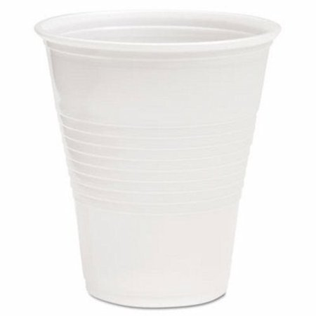 Boardwalk Translucent Plastic Hot/Cold Cups, 12oz, 1000/Carton (BWKTRANSCUP12CT) Boardwalk Translucent Plastic Cups