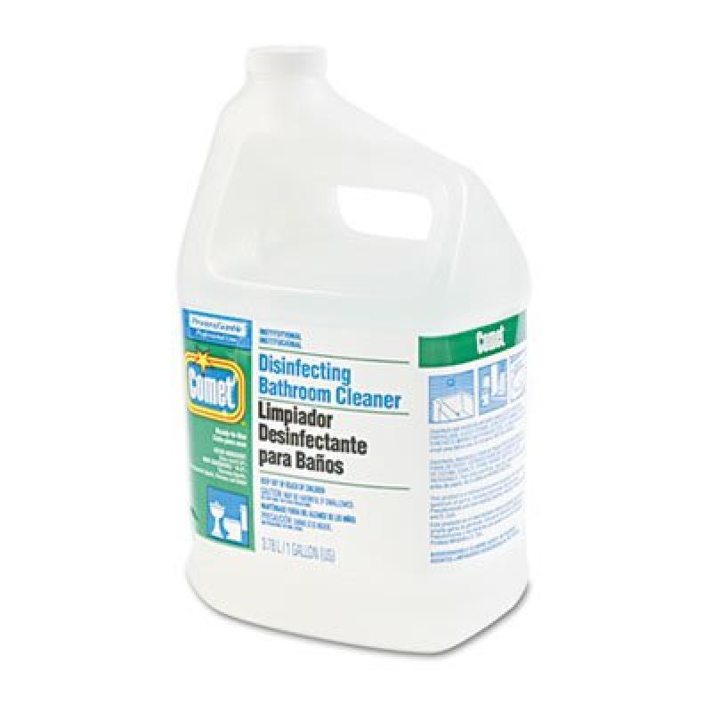 Comet Professional Disinfectant Bathroom Cleaner, 1 gal. ...